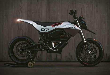 Gear-Free Electric Motorbikes