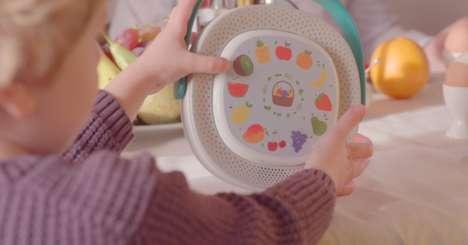 Interactive Audio Toys