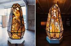 Stained Glass Museum Exhibitions