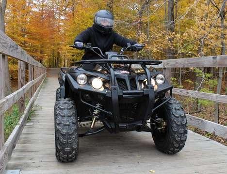 Silent Eco-Friendly ATVs