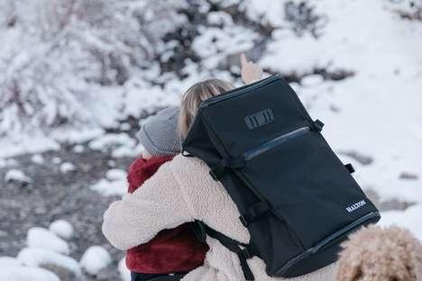 Ultra-Functional Commuter Backpacks