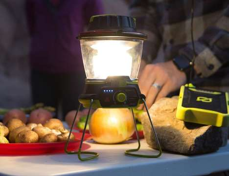Power Bank Camping Lanterns