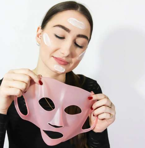 Reusable Silicone Face Masks