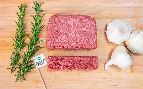 Plant-Based Ground Meat Alternatives