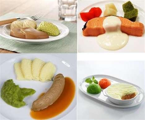 3D-Printed Senior Home Meals