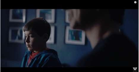 Chilling Boyhood Ads