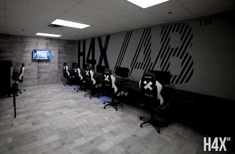 Apparel-Testing eSports Labs