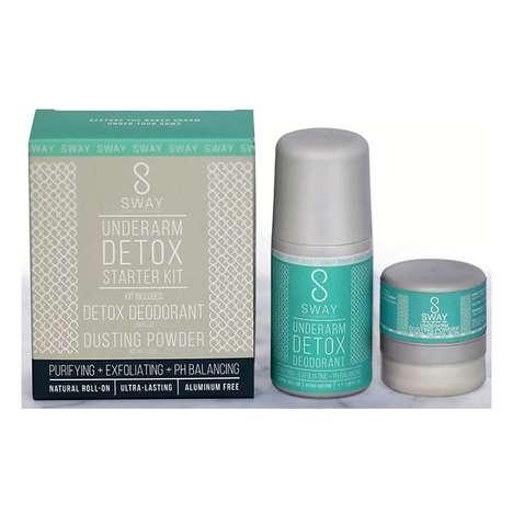 Detoxifying Deodorant Kits