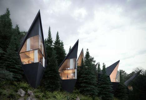 Pointy Mountain Treehouses