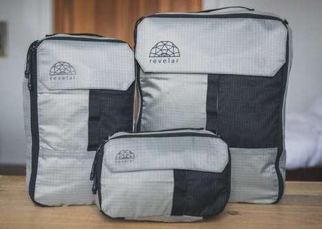 Multifunctional Packing Cubes