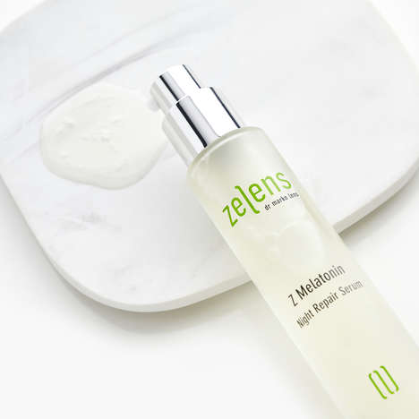 Restful Nighttime Serums