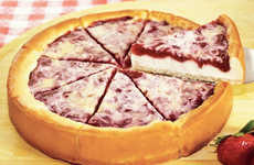 Deep-Dish Cheesecakes - This Eli's Cheesecake Company Creation Takes Cues from Chicago-Style Pizza