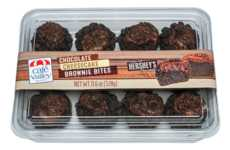 Hybrid Dessert Bites - Café Valley's Brownie & Cheesecake Snacks Put a Decadent Spin on Coffee Cake