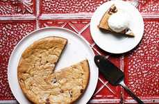 Caramel Chocolate-Chip Cookie Cakes - This Tasty Dessert Recipe Evokes Memories of Childhood