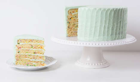 Ornate Old-Fashioned Cakes