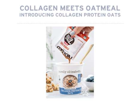 Collagen-Enriched Oatmeal Cups