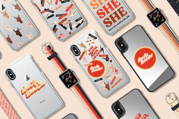 Empowering Tech Accessories - CASETiFY's International Women's Day Collection Supports Girls Inc.