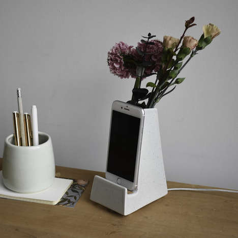 Florally Infused Smartphone Holders