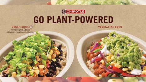 Plant-Based QSR Meals