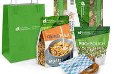 Sustainable Multipurpose Packaging Ranges