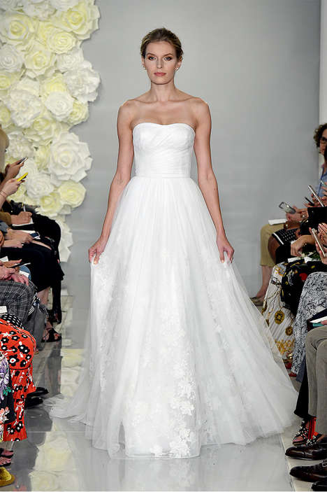 Incredibly Elegant Bridal Runways