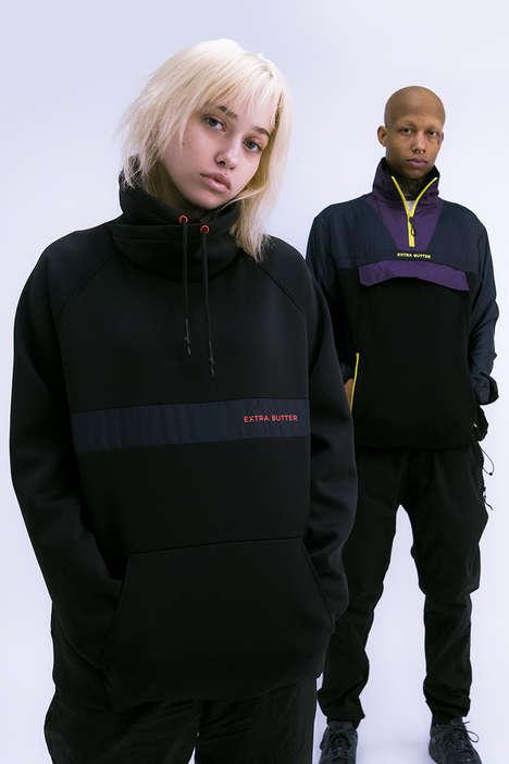 Cyberpunk Film-Inspired Streetwear