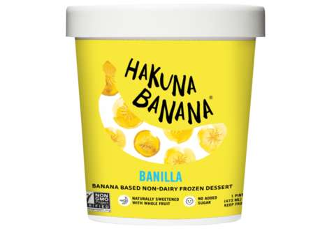 Nourishing Banana-Based Desserts
