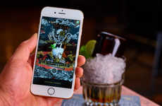 Augmented Reality Drink Menus