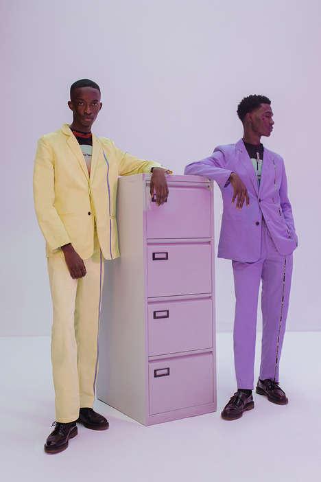 Business-Savvy Streetwear Designs