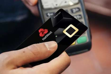 Fingerprint-Activated Debit Cards