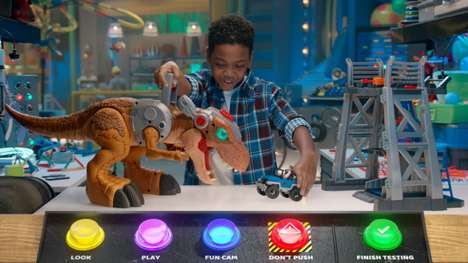 Toy-Discovering Holiday Campaigns