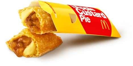 Custard-Stuffed Hand Pies