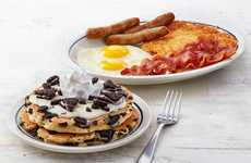Kid-Crafted Pancake Recipes - IHOP's New Oreo Oh My Goodness Pancakes Were Created by a Kid