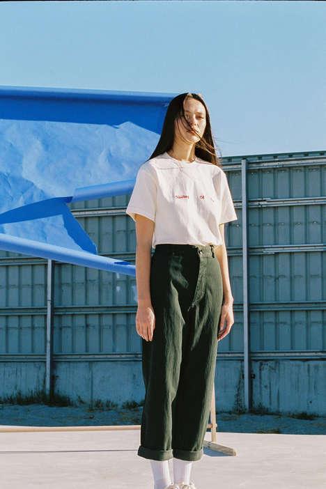 Reminiscent Inaugural Fashion Labels
