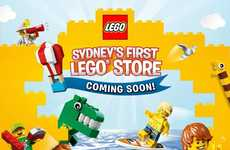 Immersive LEGO  Retail Experiences