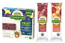 Fruit-Infused Nutrition Bars