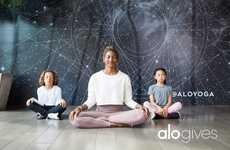 School-Friendly Yoga Classes - 'Alo Gives' Brings Yoga and Meditation for Kids in School