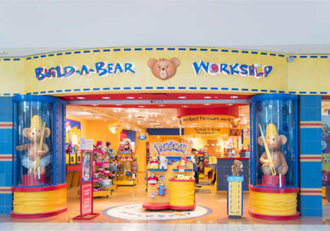 DIY-Style Holiday Workshops - Build-A-Bear's Toy Workshop Strategy is Rolled Out in Multiple Cities