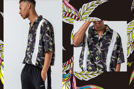 Subtly Expressive Streetwear