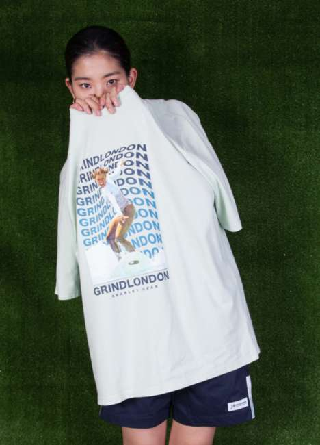 Playful Graphic Relaxed Streetwear