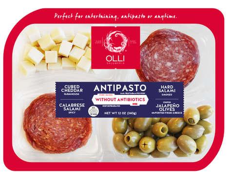On-The-Go Antipasto Snacks