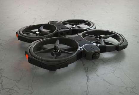 Expandable Module Component Drones