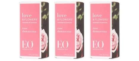 Rosy Aromatherapeutic Perfumes