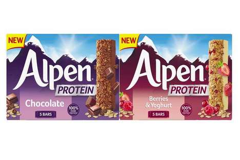 Protein-Packed Cereal Bars