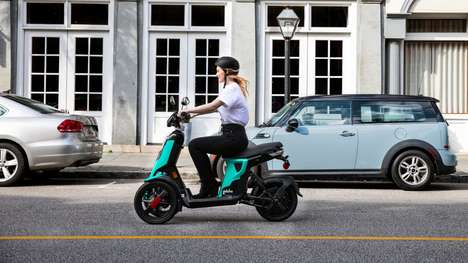 Shareable Electric Trikes
