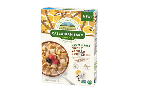 Satiating Gluten-Free Cereals