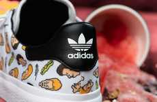 Slacker-Inspired Skateboard Wear - adidas Skateboarding's Latest Line Draws Inspiration from MTV