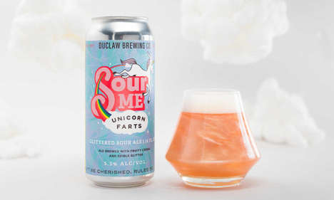 Glitter-Infused Sour Ales
