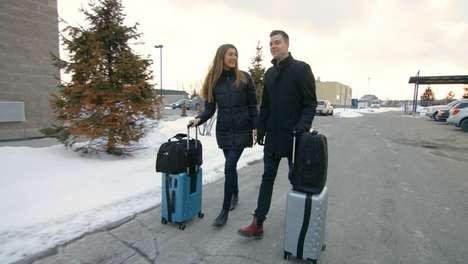 Digital Professional Suitcases
