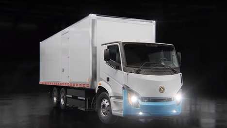 Eco Urban Environment Trucks